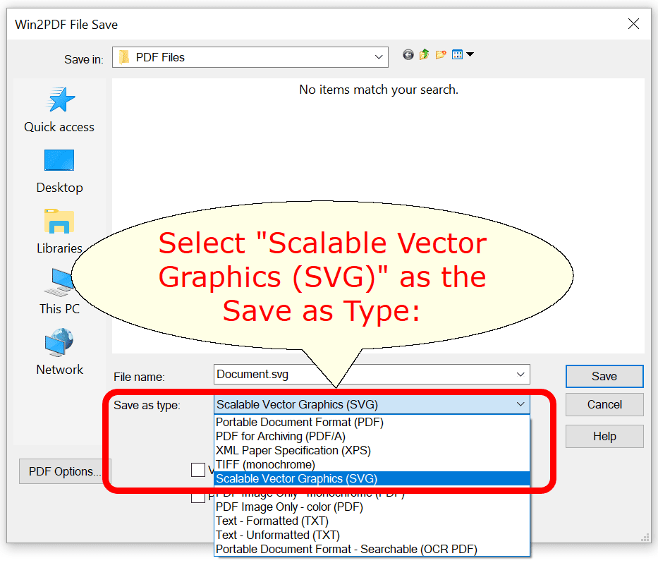How To Create An Svg File
