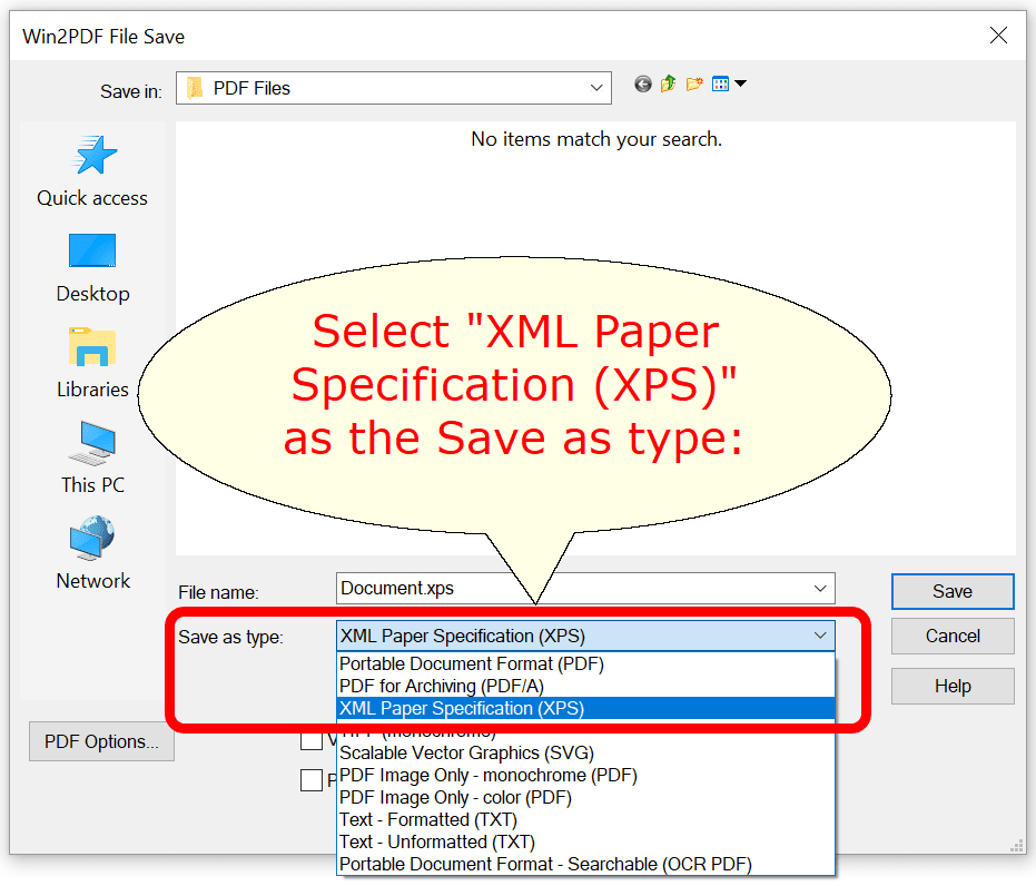 save multiple doc files as pdf