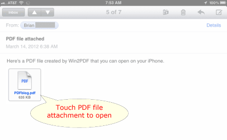 How to Transfer a PDF to an Apple iPad