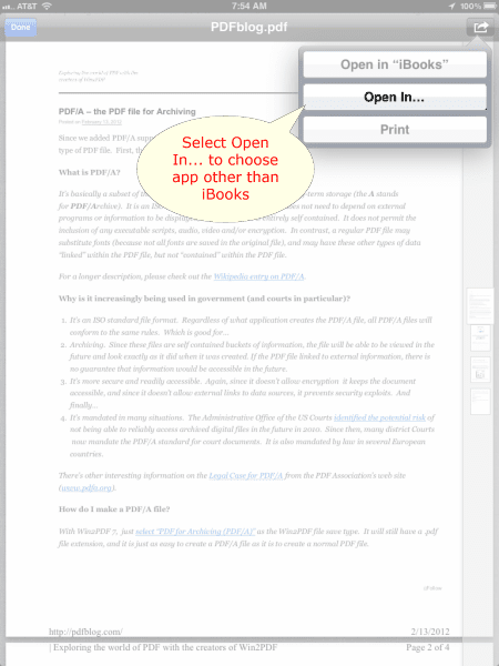 how to open zip file on ipad 2
